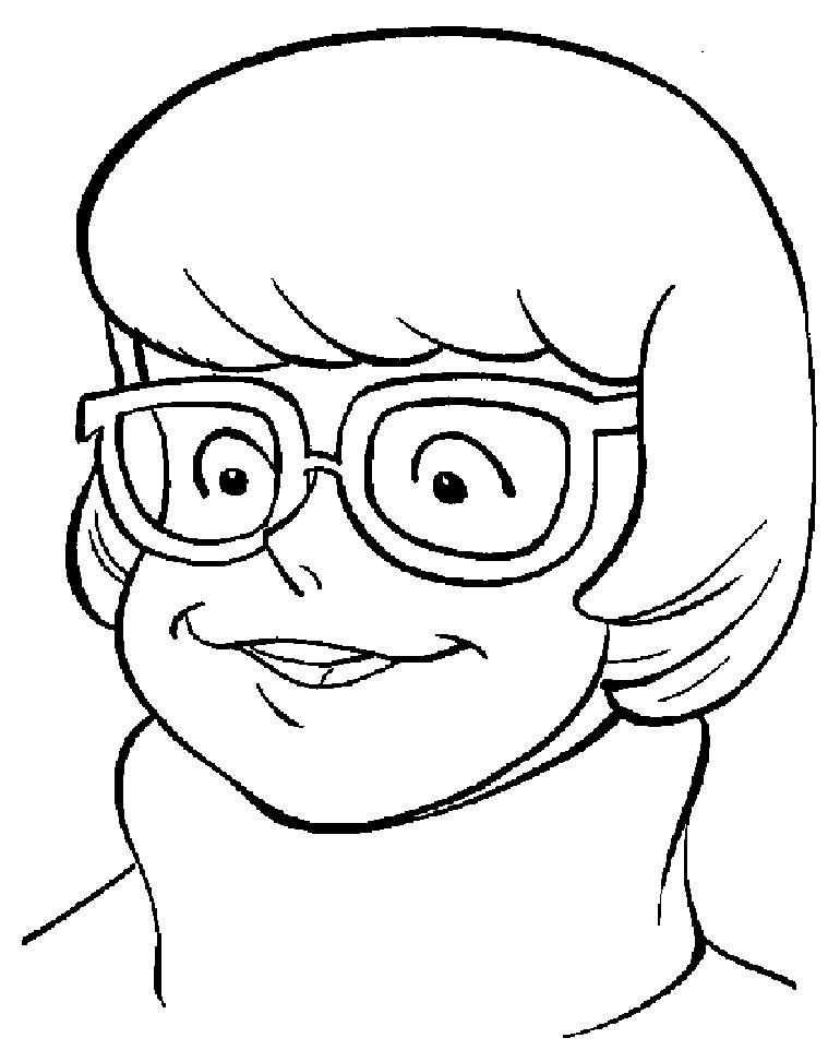 Free Coloring Pages Of Eye Glasses